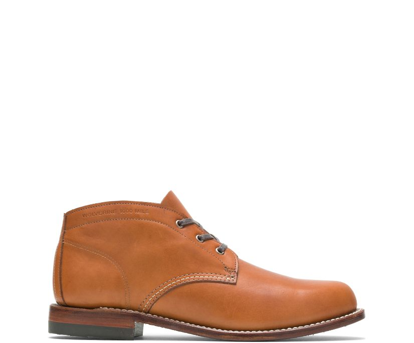 1000 Mile Original Chukka, Spice Leather, dynamic