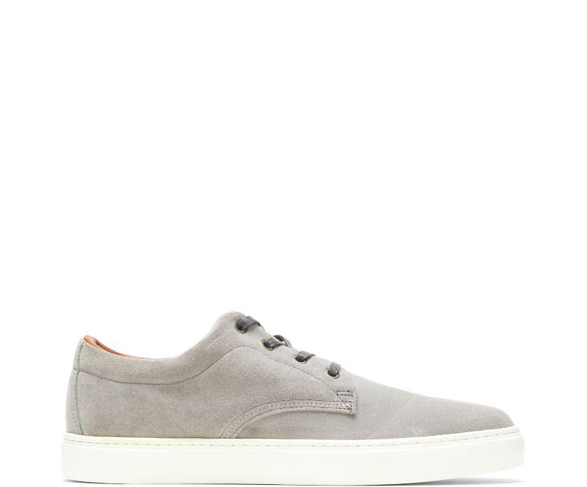 1000 Mile Original Sneaker Low, Light Grey Suede, dynamic