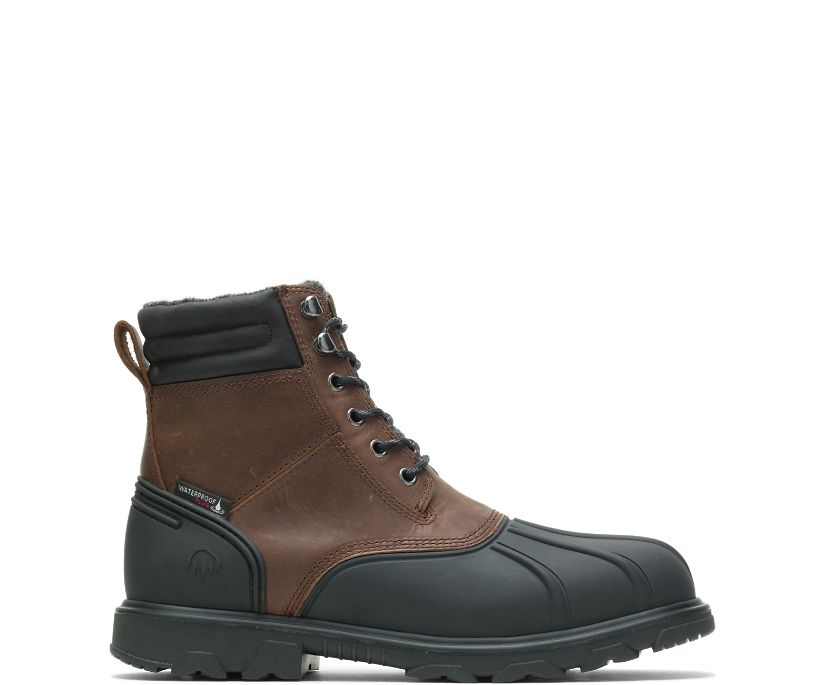 Muscovy Chukka Boot, Brown, dynamic