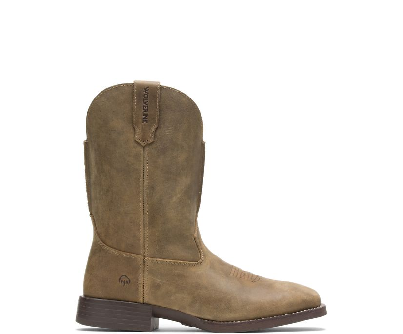 Bronc Boot, Gravel, dynamic