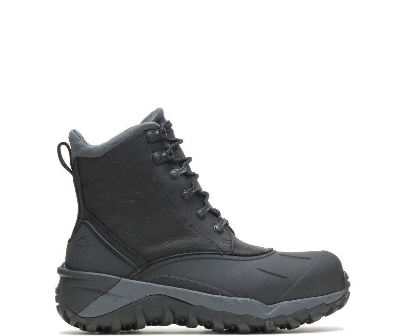 Frost Insulated Boot, Black, dynamic
