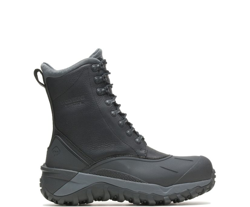 Frost Insulated Tall Boot, Black, dynamic