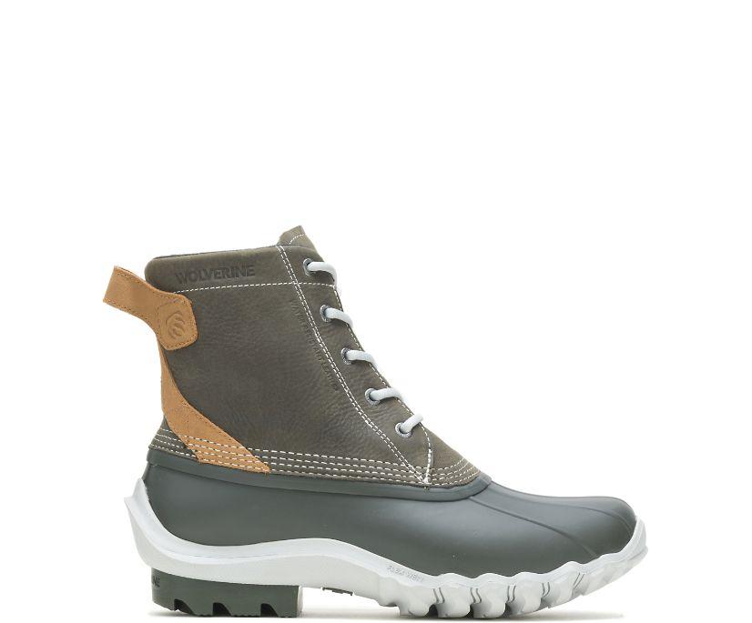 Torrent Waterproof Duck Boot, Grey Chukka, dynamic