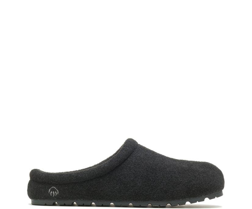 Clog Slipper, Black, dynamic