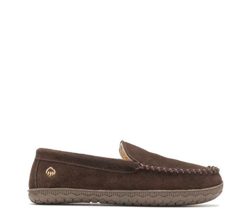 Venetian Slipper, Brown, dynamic