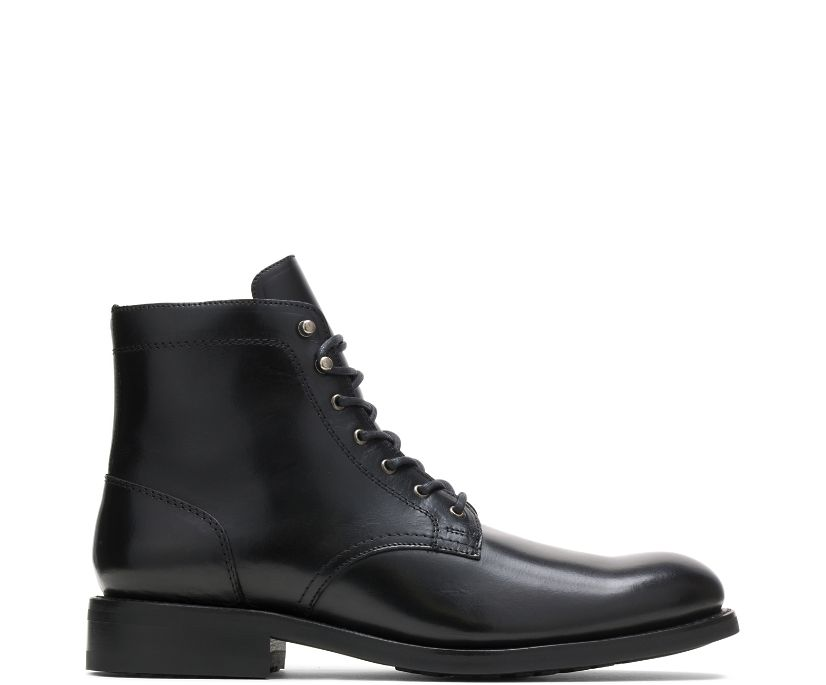 BLVD Plain Toe, Black, dynamic