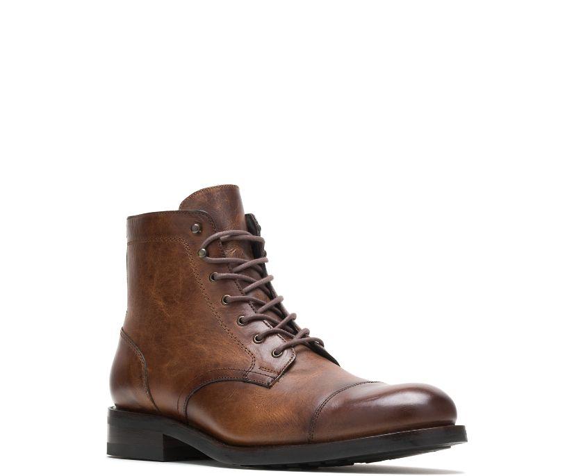 BLVD Cap Toe Boots