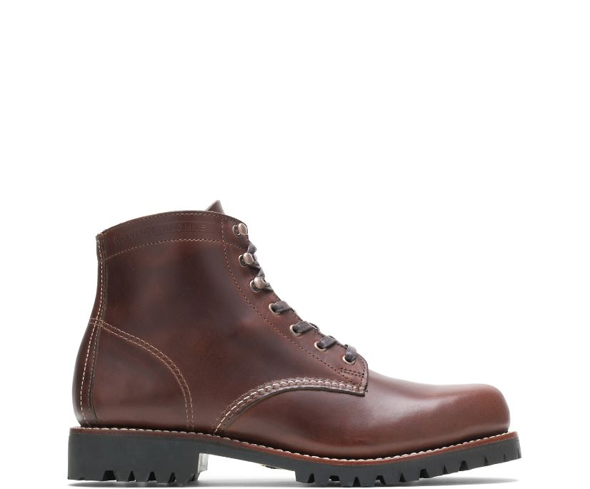 1000 Mile Axel Boot, Brown, dynamic