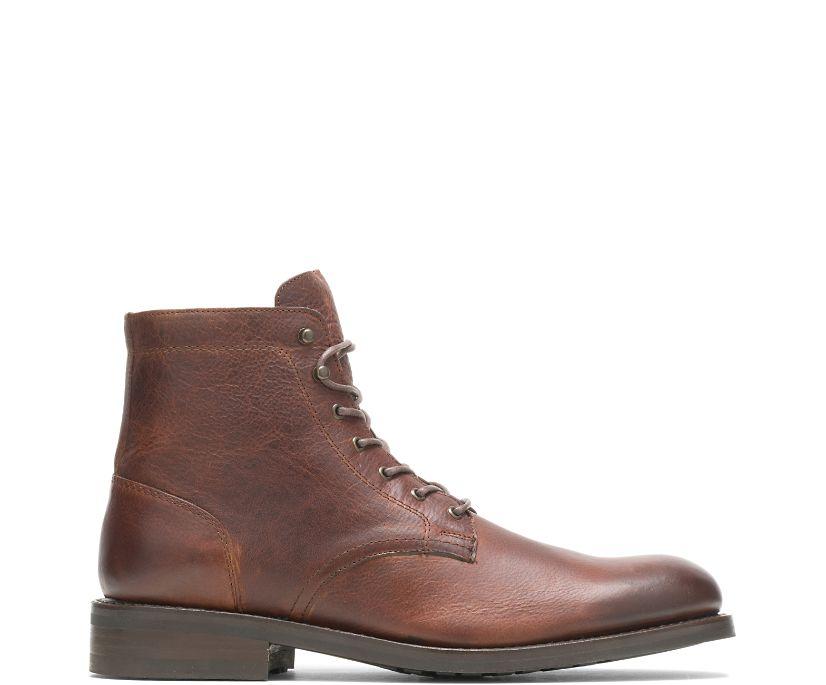 BLVD Plain-Toe Boot, Pebble Brown, dynamic