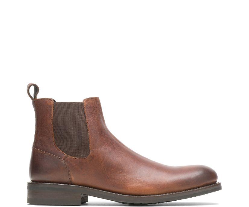 BLVD Chelsea Boot, Pebble Brown, dynamic