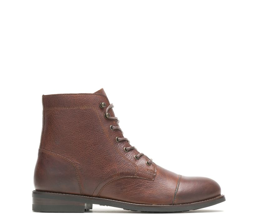 BLVD Cap Toe, Pebble Brown, dynamic