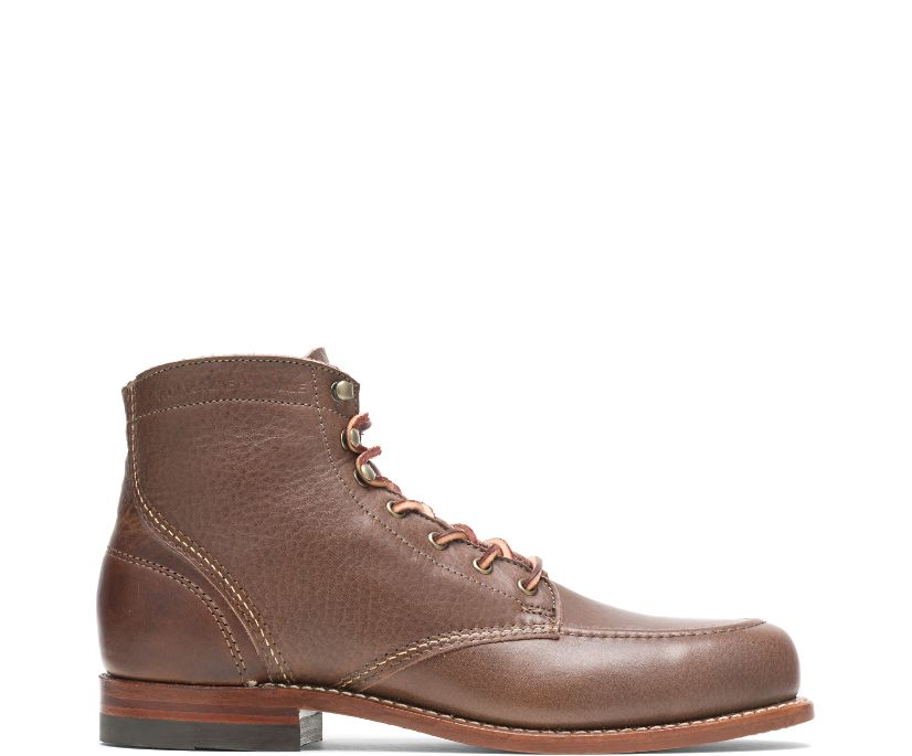 1000 Mile 1940 Boot - Olive Tanned, Brown, dynamic