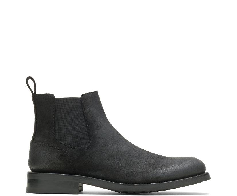 BLVD Chelsea, Rugged Leather Black, dynamic