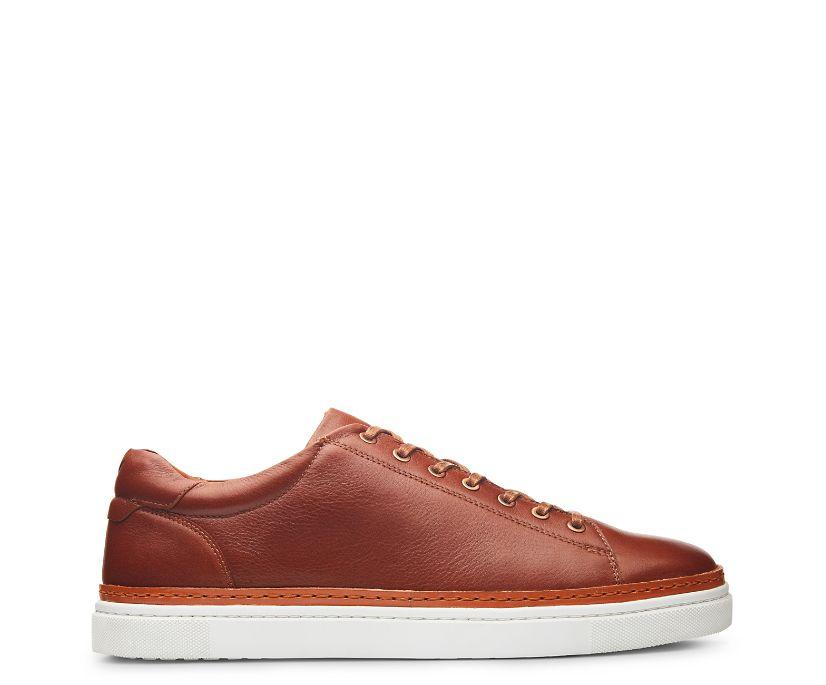 BLVD Low Sneaker, Cognac, dynamic