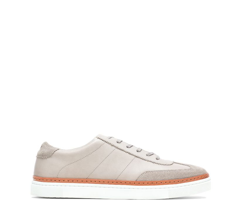 BLVD Court Sneaker, Gray Leather/Gray Suede, dynamic