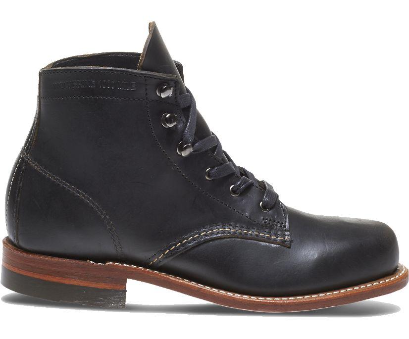 Original 1000 Mile Boot, Black, dynamic
