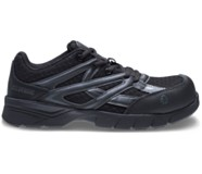 Jetstream CarbonMax Safety Toe Shoe, Black, dynamic