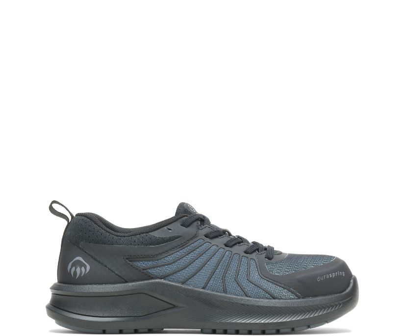 Bolt Vent DuraShocks® CarbonMax Shoe, Black, dynamic