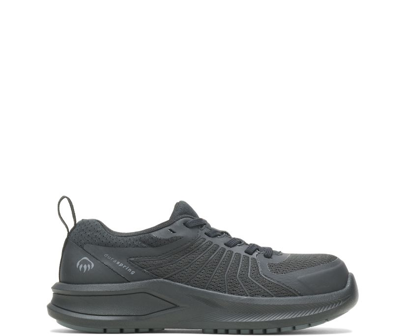 Bolt Vent DuraShocks® CarbonMax Shoe, Blackout, dynamic