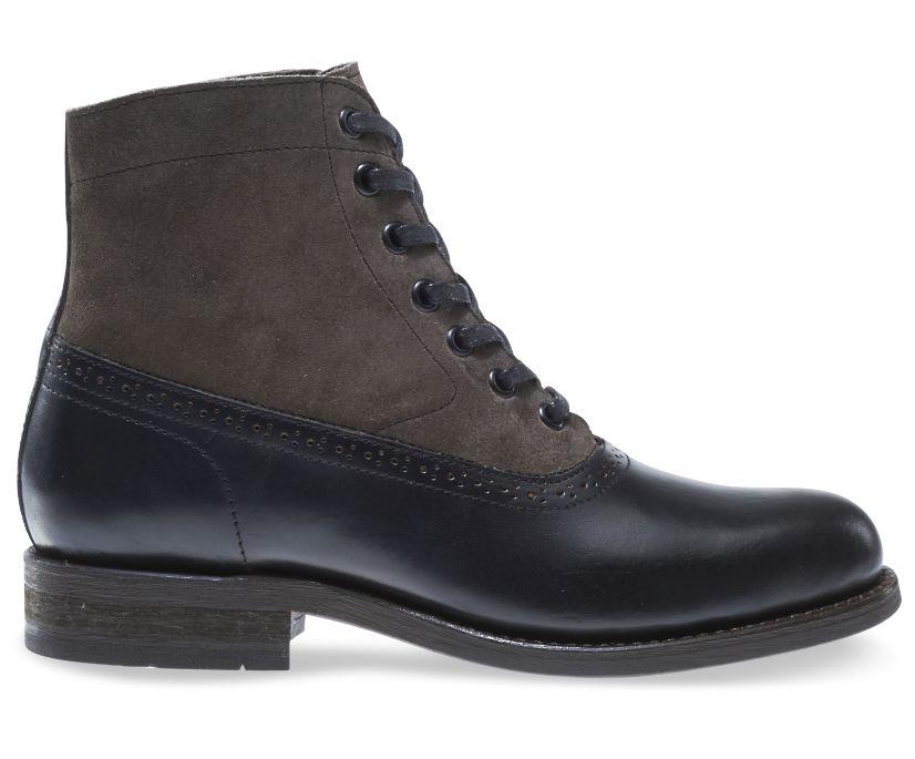 Marcelle, Black Multi Leather, dynamic