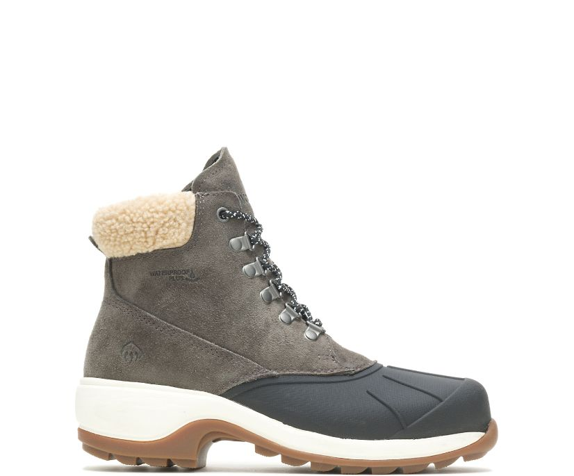 Frost Insulated Boot, Grey Suede, dynamic