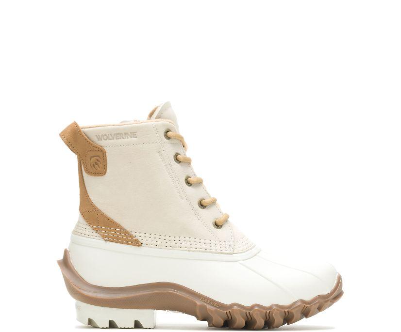 Torrent Waterproof Duck Boot, Ivory, dynamic