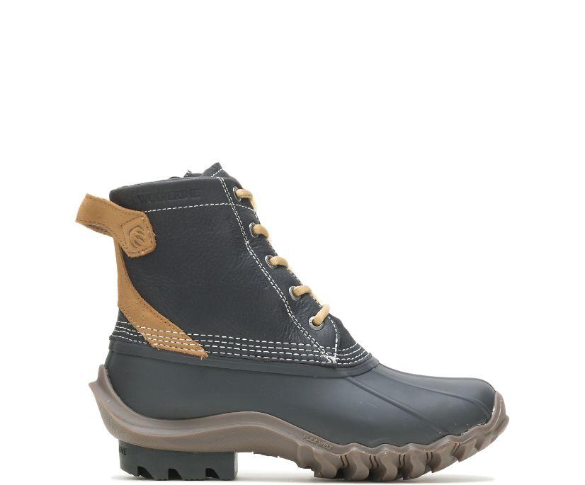 Torrent Waterproof Duck Boot, Black, dynamic