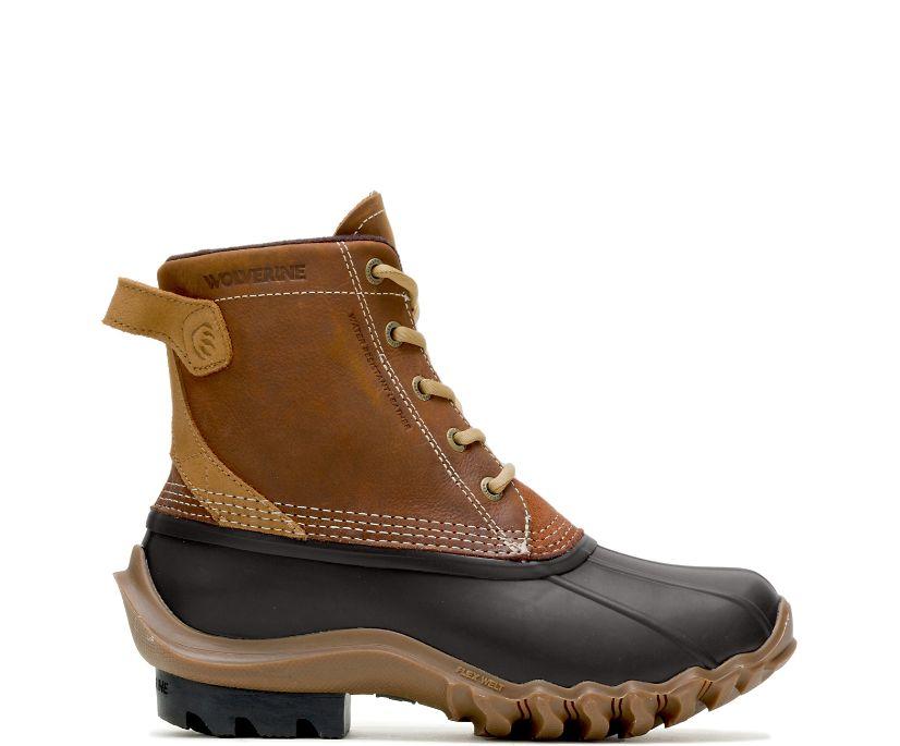 Torrent Waterproof Duck Boot, Cognac, dynamic