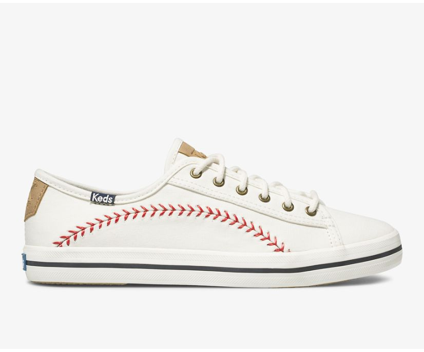 Kickstart Pennant, Off White Canvas, dynamic