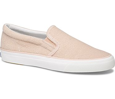 Anchor Slip On Terry, Peach, dynamic