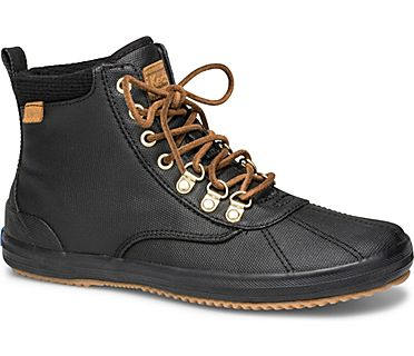 Scout Water-Resistant Boot w/ Thinsulate™, Black, dynamic