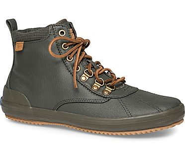 Scout Water-Resistant Boot w/ Thinsulate™, Olive, dynamic