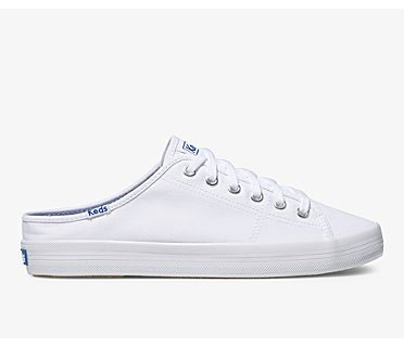 Kickstart Mule Canvas, White, dynamic