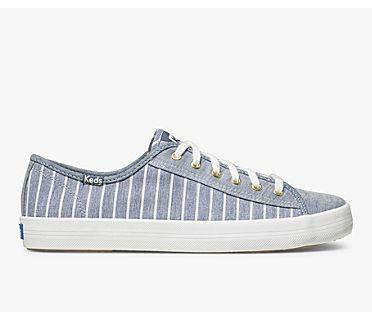 Kickstart Breton Stripe, Blue, dynamic