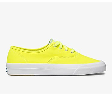 Surfer Neon Canvas, Neon Yellow, dynamic