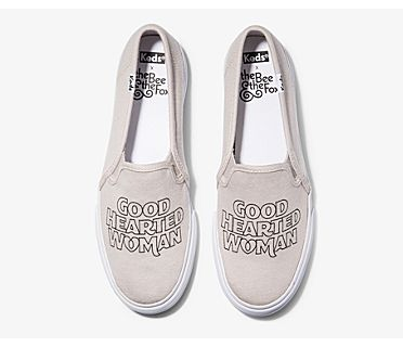 Keds x The Bee & The Fox Double Decker 'Good Hearted Woman', Lavender, dynamic