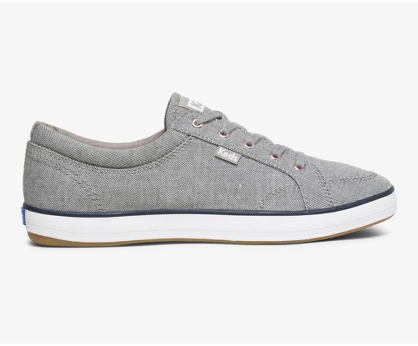 Center Speckled Knit, Gray, dynamic