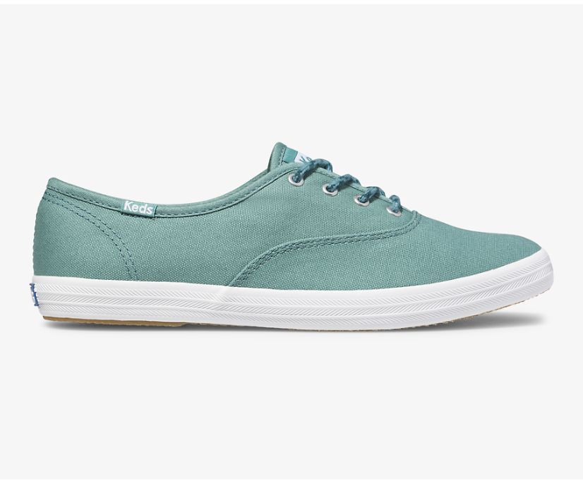 Champion Solids, Teal, dynamic