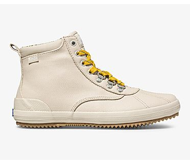 Scout Boot II Water-Resistant Canvas, Peyote Tan, dynamic