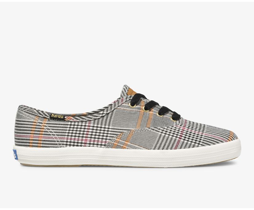 Champion Plaid, Black Multi, dynamic