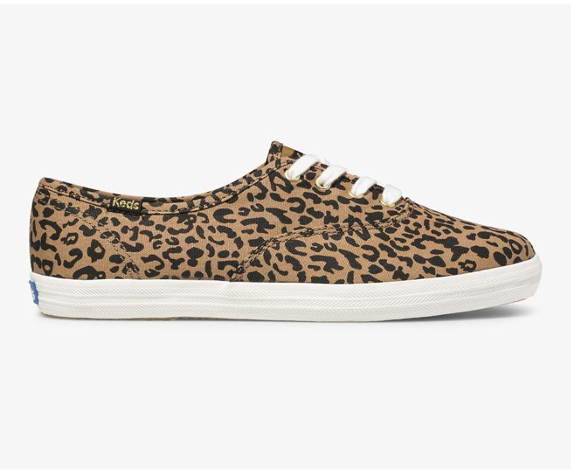 Washable Champion Animal, Brown Cheetah, dynamic