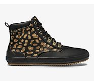 Scout Boot II Water-Resistant Canvas w/ Thinsulate™, Leopard, dynamic