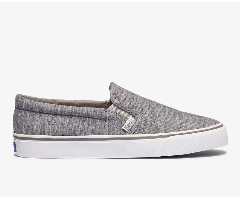 Jump Kick Slip Jersey, Gray, dynamic