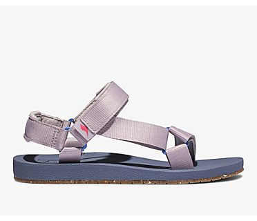 Trio Eco Sandal Tencel™, Mauve, dynamic