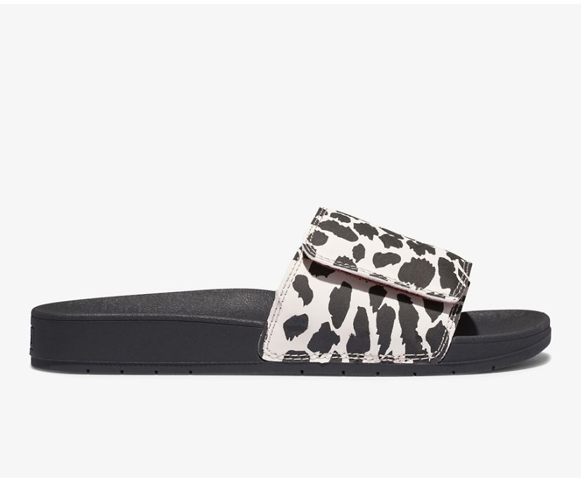 Bliss V Sandal, Leopard, dynamic