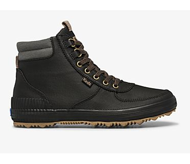Scout Boot III Splash Twill, Black, dynamic
