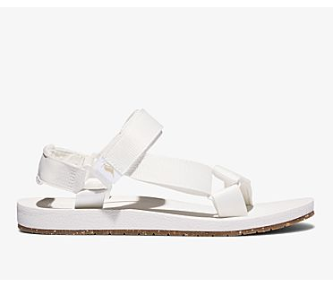 Trio Eco Sandal Tencel™, Snow White, dynamic