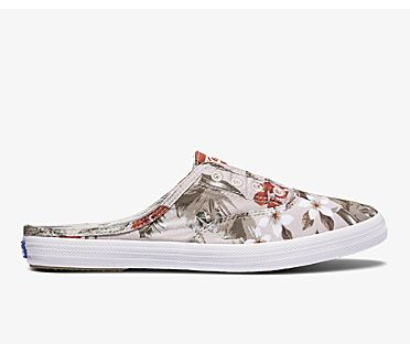 Moxie Mule Tropical Feat. Organic Cotton, Cream Multi, dynamic