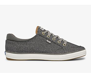 Center II Speckled, Gray, dynamic