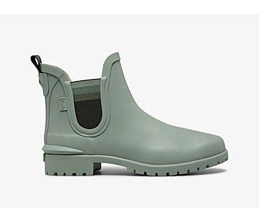 Rowan Rain Boot, Jade, dynamic
